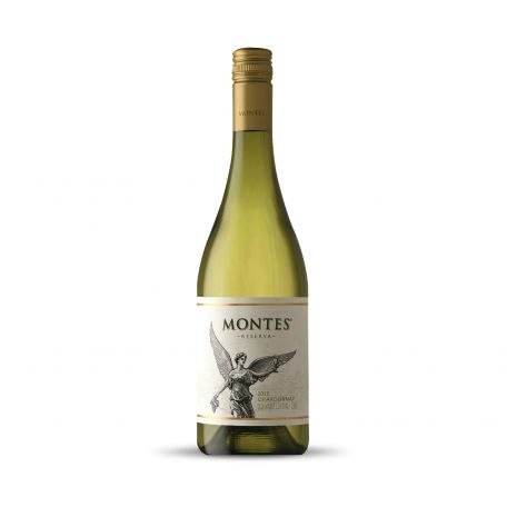 Montes Reserva Chardonnay 2018 0,75l