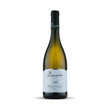 Benedek Epreskert Chardonnay 2016 0,75l