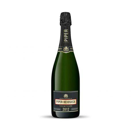Piper-Heidsieck - Brut Millésime champagne 2012 0,75l