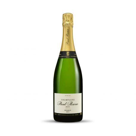 Paul Bara Brut Réserve champagne 0,75l