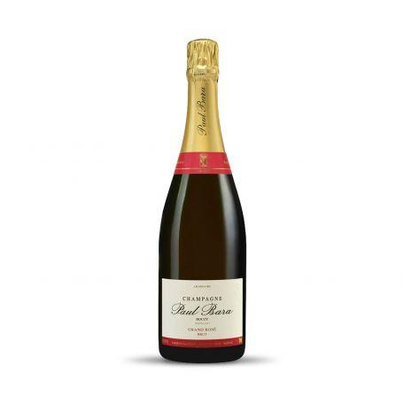 Paul Bara Grand Rosé de Bouzy champagne 0,75l