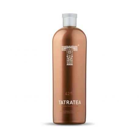 Tatratea őszibarack&fehér tea likőr 0,7l