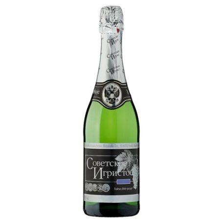 Szovjetszkoje Igrisztoje száraz pezsgő 12,5% 0,75l