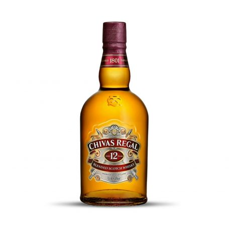 Chivas Regal 12 éves whiskey 0,7l