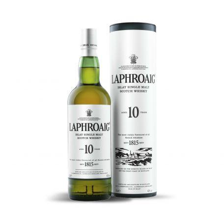 Laphroaig 10 éves whiskey 0,7l