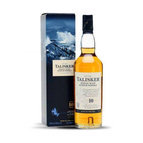 Talisker 10 éves whisky 0,7l