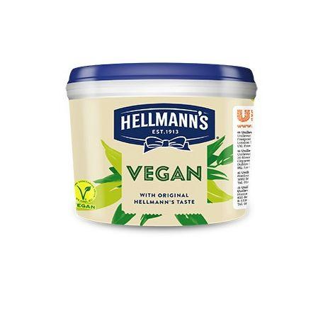 Hellmann's vegán majonéz 2,5kg