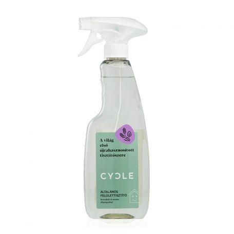 Cycle újrahasznosított általános felülettisztító 500ml