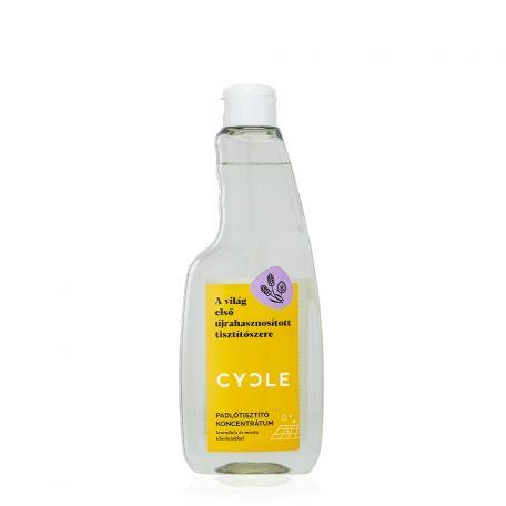 Cycle újrahasznosított padlótisztító 500ml