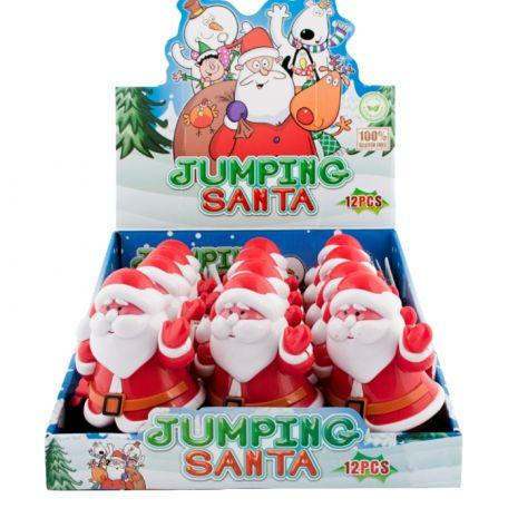 Big hopping santa 12db