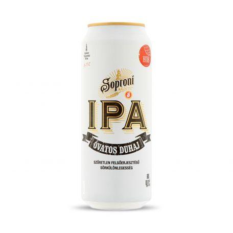Soproni IPA sör 0,5l