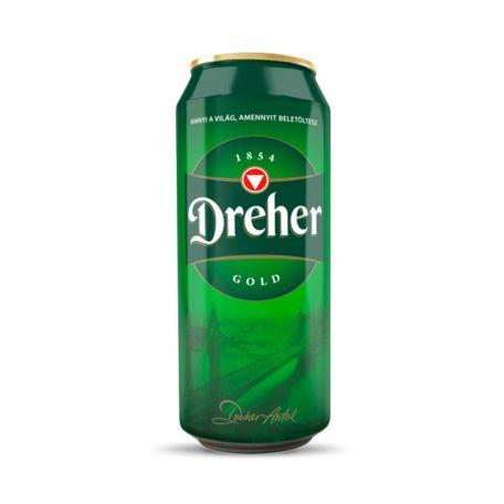 Dreher dobozos sör 5% 0,5L