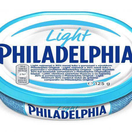 Philadelphia light sajtkrém 125g