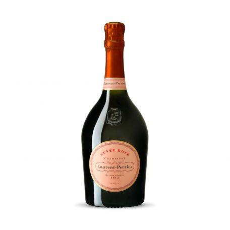 Laurent-Perrier Rosé Cuvée champagne 0,75l