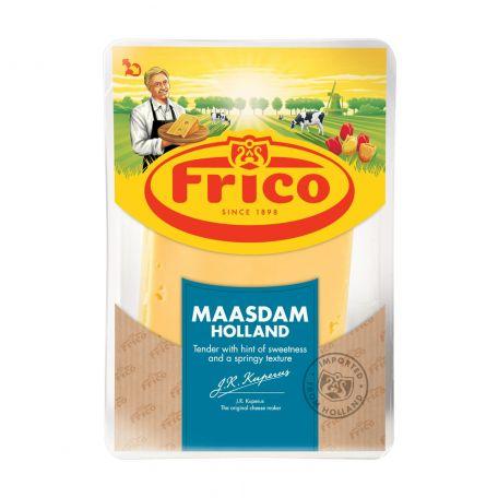 Frico Maasdam sajt szeletelt 125g