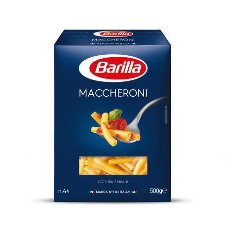 Barilla maccheroni tészta 500g CWITA