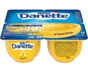 Danette multipack vaníliás krémpuding 4x125g