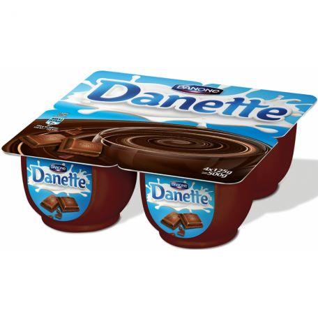 Danette multipack csokis krémpuding 4x125g