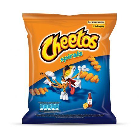 Cheetos sajtos ketchupos kukoricasnack 30g