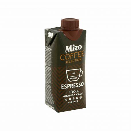 Mizo Coffee Selection UHT espresso kávéital 330ml