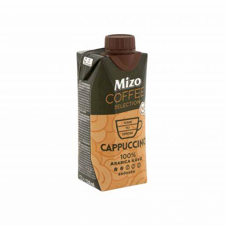 Mizo Coffee Selection UHT laktózmentes cappuccino kávéital 330ml