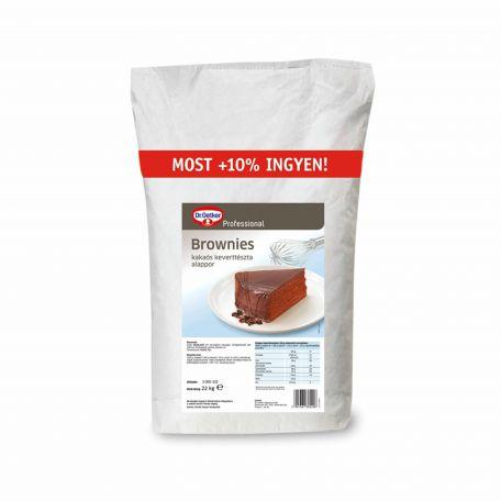 Dr.Oetker Brownies kakaós tészta alappor 22kg