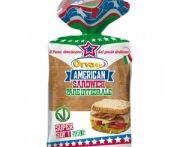 Amerikai teljes kiőrlésű szeletelt csomagolt toast kenyér 500g