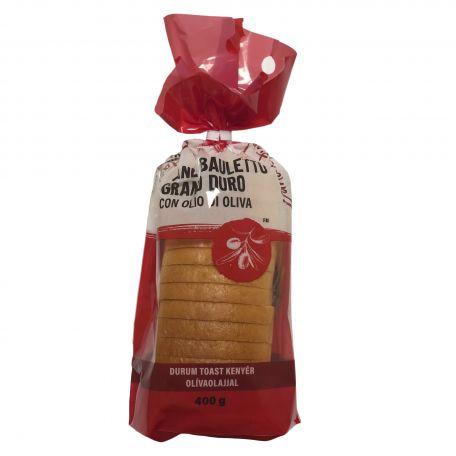 Pantastico! durum szeletelt csomagolt toast kenyér 400g