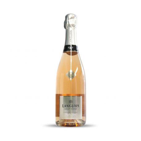 Langlois-Chateau - Crémant de Loire Rosé Brut 0,75l