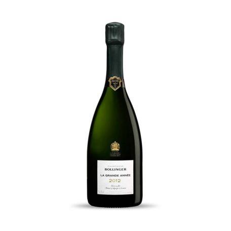 Bollinger - La Grande Année 2012 champagne 0,75l