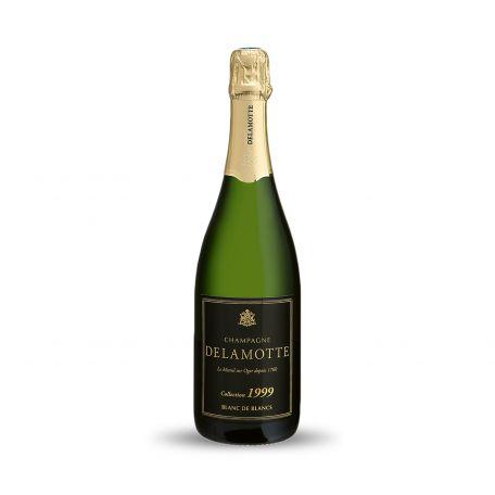 Delamotte - Blanc de Blancs champagne collection 1999 0,75l