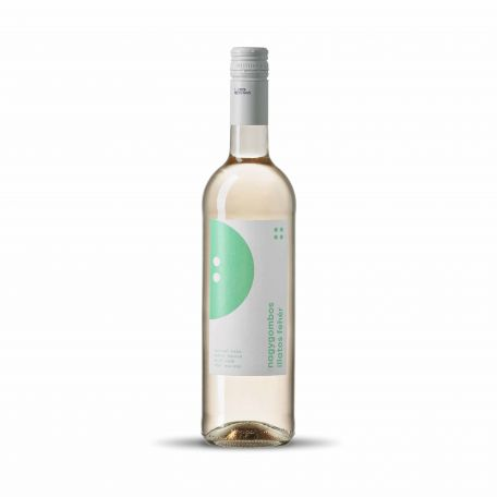 Nagygombos illatos fehér cuvée 2019 0,75l