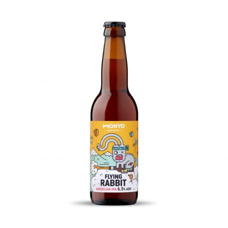 Monyo Flying Rabbit india pale ale 6,5% 0,33l