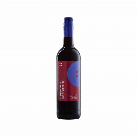 Nagygombos könnyed vörös cuvée 2018 0,75l