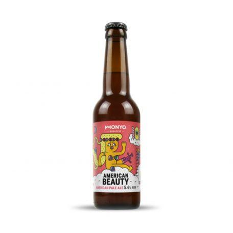 Monyo American Beauty american pale ale 5,6% 0,33l