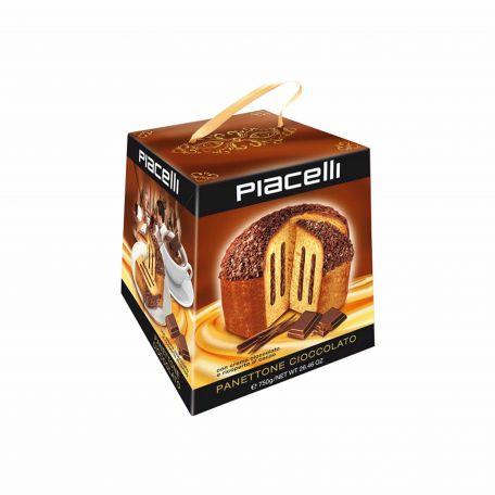 Piacelli csokoládés panettone 750g