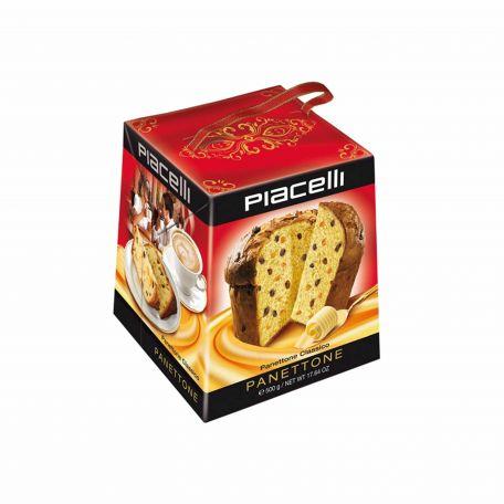 Piacelli classic panettone 500g