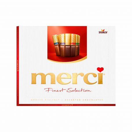 Merci finest selection desszert 250g SW.