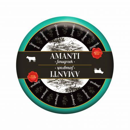 Amanti holland görögszénás gouda sajt 4,5kg