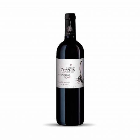 Bodega Cecchin - Malbec Sin Sulfito 2018 0,75l