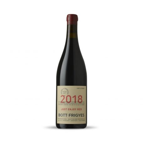 Bott Frigyes - Just Enjoy Red 2018 0,75l