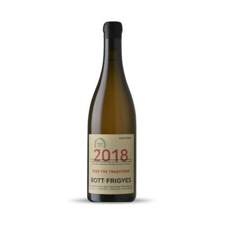 Bott Frigyes - Szűretlen Olaszrizling 2018 0,75l