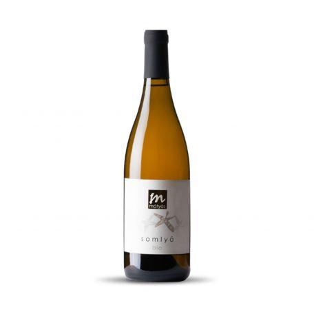 """Mátyás Pinot Blanc """"Somlyó"""" 2017 0,75L"""