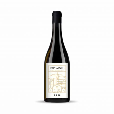 PAP Wines - Pinot Gris 2018 0,75l