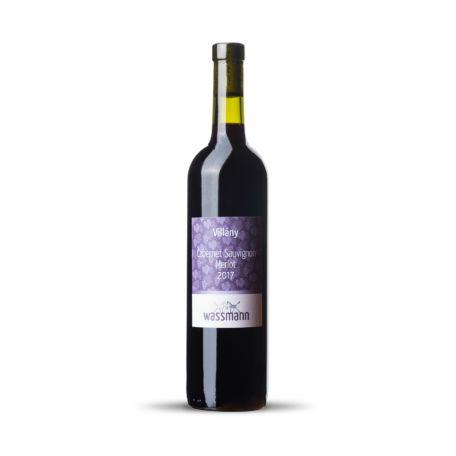 Wassmann - Cabernet Sauvignon - Merlot 2017 0,75l