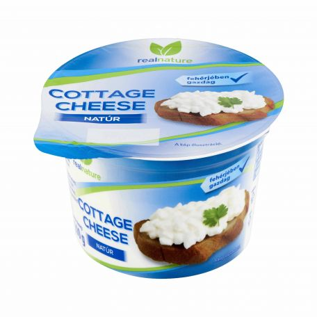 Real nature cottage cheese 200g