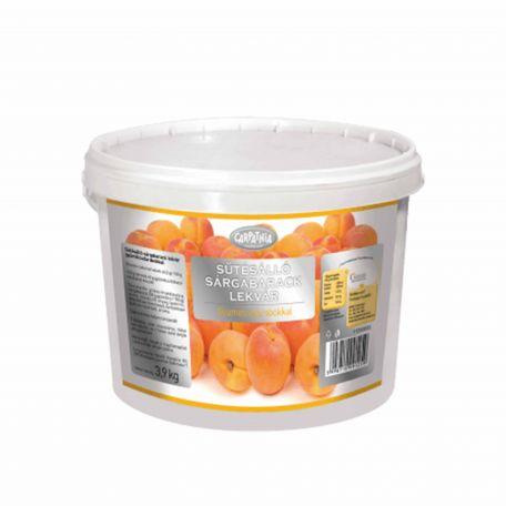 Nestlé Carpathia sárgabarack extra dzsem 3900g