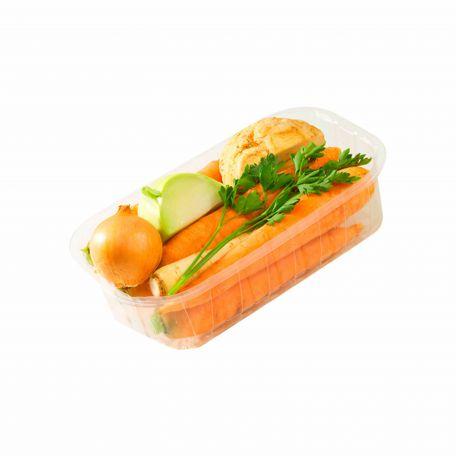 Leves zöldség csomag 500g