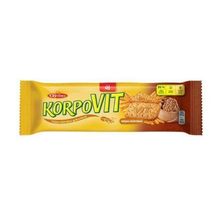 Korpovit teljes kiőrlésű keksz 174g
