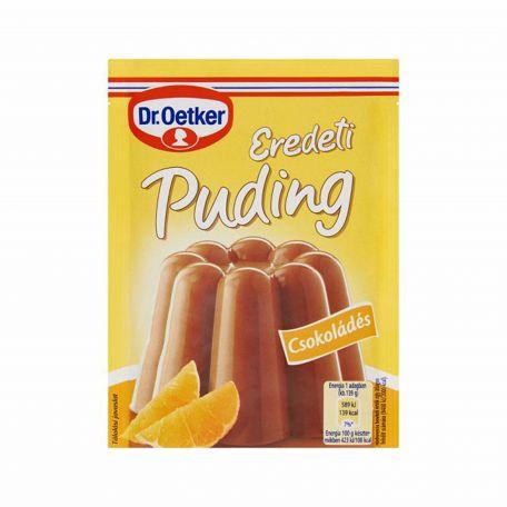 Dr Oetker csokoládés pudingpor 2x49g